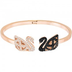 Buy Swarovski Ladies Bracelet Facet Swan S 5372919