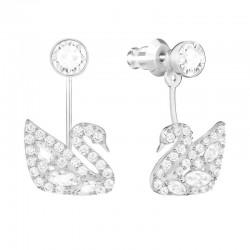 Swarovski Ladies Earrings Jackets Swan Lake 5379944