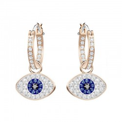 Buy Swarovski Ladies Earrings Duo 5425857
