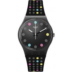 Buy Swatch Ladies Watch Gent Boule A Facette GB305