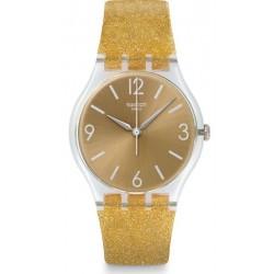 Buy Swatch Ladies Watch Gent Sunblush GE242C