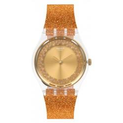 Swatch Ladies Watch Gent Sparklingot GE285