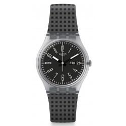 Swatch Men's Watch Gent Efficient GE712