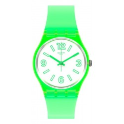 Swatch Unisex Watch Gent Electric Frog GG226
