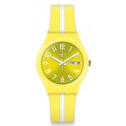 Swatch Unisex Watch Gent Lemoncello GJ702