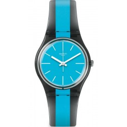Swatch Unisex Watch Gent Azzurrami GM186