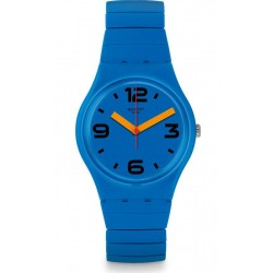 Swatch Unisex Watch Gent Pepeblu L GN251A