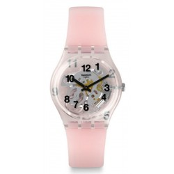 Swatch Ladies Watch Gent Pink Board GP158