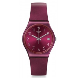 Swatch Ladies Watch Gent Redbaya GR405