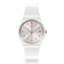 Buy Swatch Ladies Watch Gent Pearlazing GW411