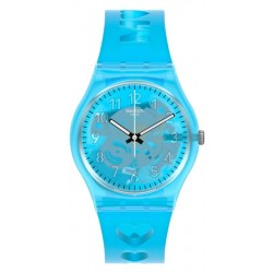 Swatch Ladies Watch Gent Love From A To Z GZ353
