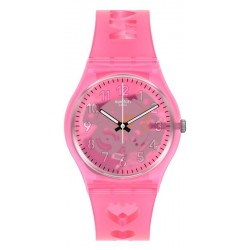 Swatch Ladies Watch Gent Love With All The Alphabet GZ354