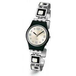 Swatch Ladies Watch Lady Chessboard LB160G