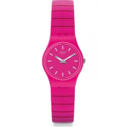 Swatch Ladies Watch Lady Flexipink L LP149A