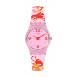 Swatch Ladies Watch Lady #Chillipassion LP164