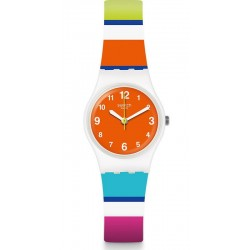 Swatch Ladies Watch Lady Colorino LW158