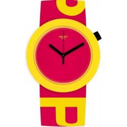 Buy Swatch Unisex Watch POPtastic PNJ100
