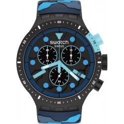 Swatch Watch Big Bold Chrono Escapeocean SB02B408