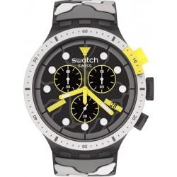Swatch Watch Big Bold Chrono Escapeartic SB02M400