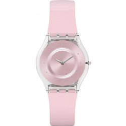 Buy Swatch Ladies Watch Skin Classic Pink Pastel SFE111