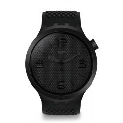 Buy Swatch Men's Watch Big Bold BBBlack SO27B100
