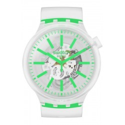 Swatch Watch Big Bold Greeninjelly SO27E104