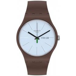 Swatch Unisex Watch New Gent Laki SO29M701