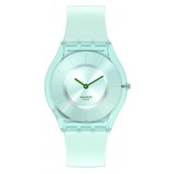 Buy Swatch Ladies Watch Skin Classic Sweet Mint SS08G100
