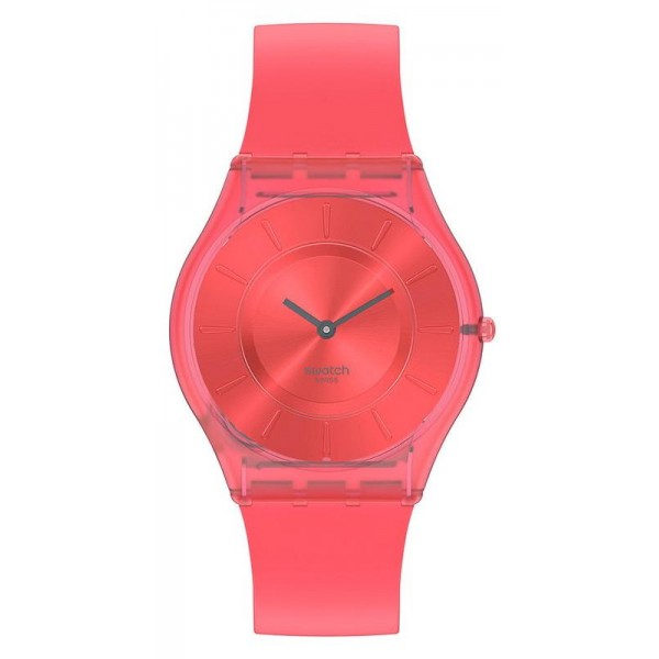 Buy Swatch Ladies Watch Skin Classic Sweet Coral SS08R100