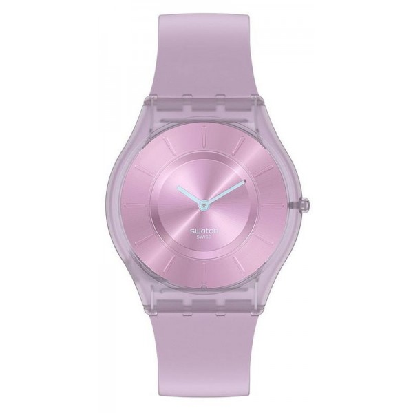 Buy Swatch Ladies Watch Skin Classic Sweet Pink SS08V100