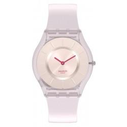 Buy Swatch Ladies Watch Skin Classic Creamy SS08V101