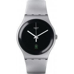 Swatch Unisex Watch New Gent Be Charged SUOB401