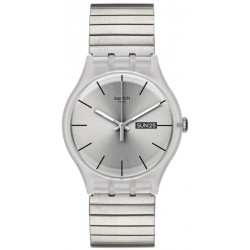 Swatch Unisex Watch New Gent Resolution L SUOK700A