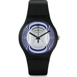 Swatch Unisex Watch New Gent Microsillon SUON124