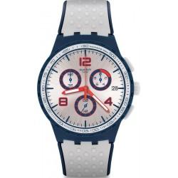 Buy Swatch Unisex Watch Chrono Plastic Humpy Bumpy SUSN411 Chronograph