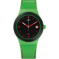 Buy Swatch Unisex Watch Sistem51 Sistem Frog SUTG401 Automatic