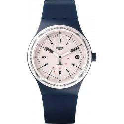 Swatch Unisex Watch Sistem51 Sistem Navy SUTN400 Automatic