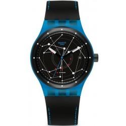 Swatch Unisex Watch Sistem51 Sistem Blue SUTS401 Automatic