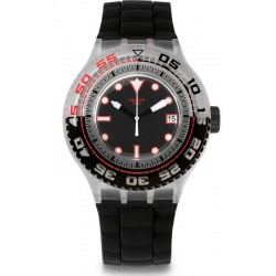 Swatch Men's Watch Scuba Libre Stormy SUUK400