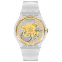 Swatch Club Unisex Watch New Gent My Time SVIZ102-5300