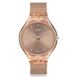 Buy Swatch Ladies Watch Skin Regular Skindesert SVOK107M