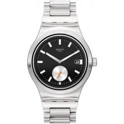 Buy Swatch Mens Watch Irony Sistem51 Orange En Cage SY23S406G Automatic