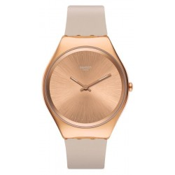 Buy Swatch Ladies Watch Skin Irony Skinrosee SYXG101