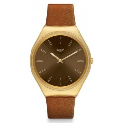 Buy Swatch Ladies Watch Skin Irony Skinsand SYXG104