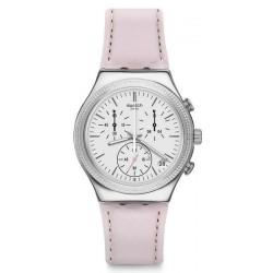 Buy Swatch Ladies Watch Irony Chrono Sweet Madame YCS599 Chronograph