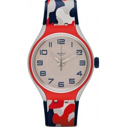 Swatch Unisex Watch Irony Xlite Look For Me YES1000