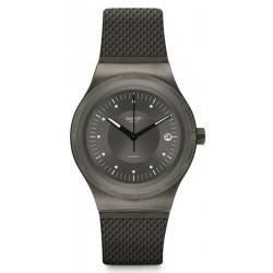 Buy Swatch Men's Watch Irony Sistem51 Sistem Knight YIM401 Automatic