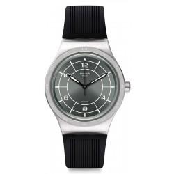 Buy Swatch Men's Watch Irony Sistem51 Sistem Rub YIS419 Automatic