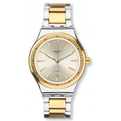 Buy Swatch Unisex Watch Irony Sistem51 Sistem Bling YIS429G Automatic