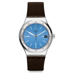 Buy Swatch Men's Watch Irony Sistem51 Classic Lines YIZ405 Automatic